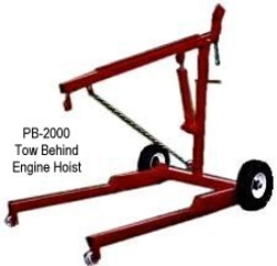 Where to rent HOIST, ENGINE TOWABLE HYD C80 in Columbus OH