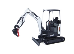 Where to rent BACKHOE, BOBCAT E20 in Columbus OH