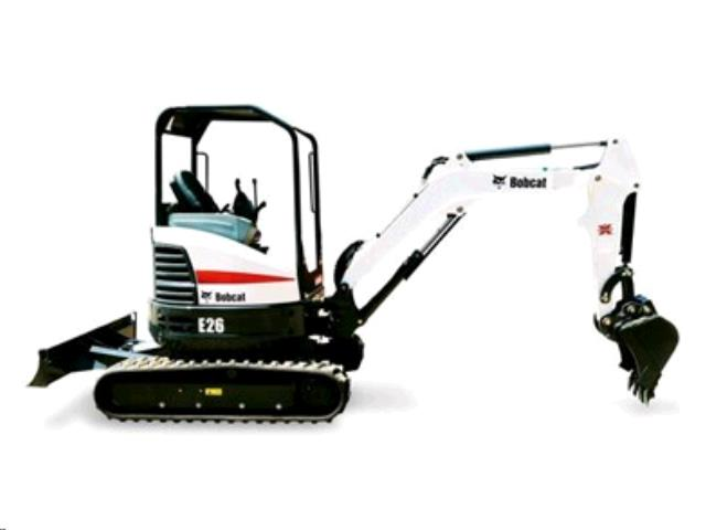 Where to find BACKHOE, BOBCAT E26 II17 in Columbus