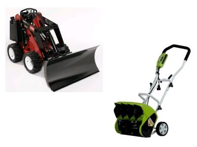 Rent Snow Equipment