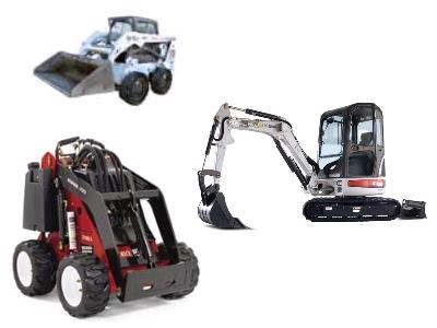 Earthmoving Equipment rentals in the Columbus metro area