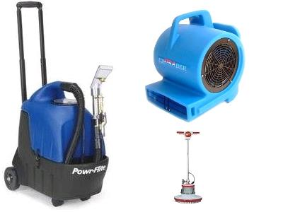 Floor care equipment rentals in the Columbus metro area
