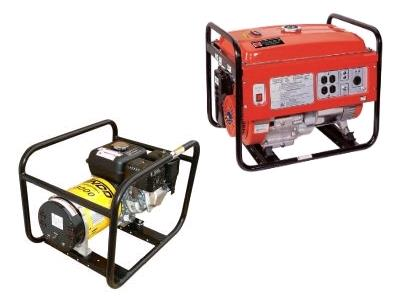 Generator rentals in the Columbus metro area
