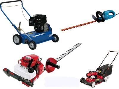 Lawn equipment rentals in the Columbus metro area