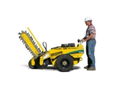 Trencher rentals in the Columbus metro area