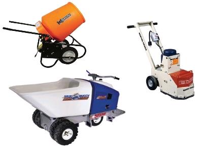 Concrete tool rentals in the Columbus metro area