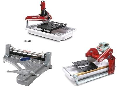 Rent Tile Tools