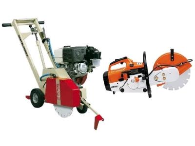 Concrete saw rentals in the Columbus metro area